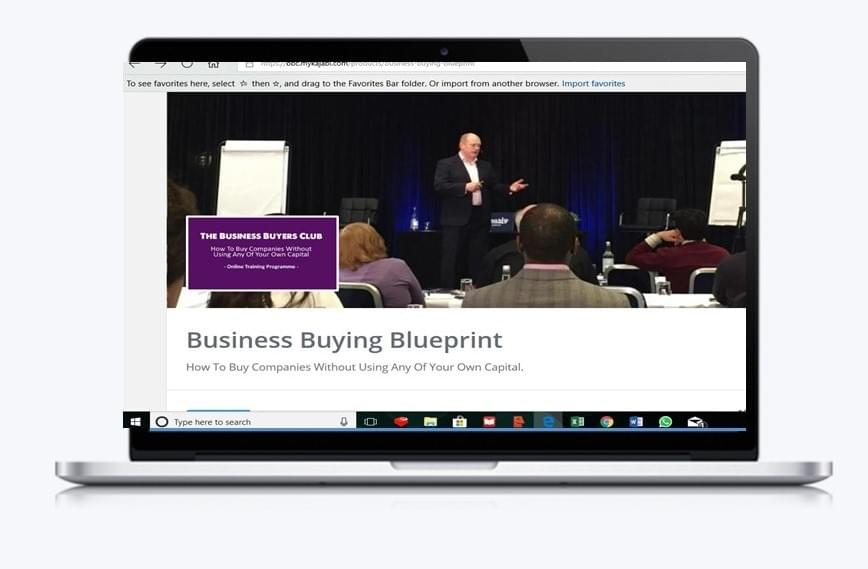 Business buying blueprint business buying blueprint an online video course designed to take you through everything we teach our elite programme members but without the coaching malvernweather Image collections